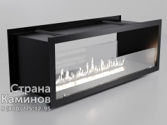 Биокамин Straight 110 Glass